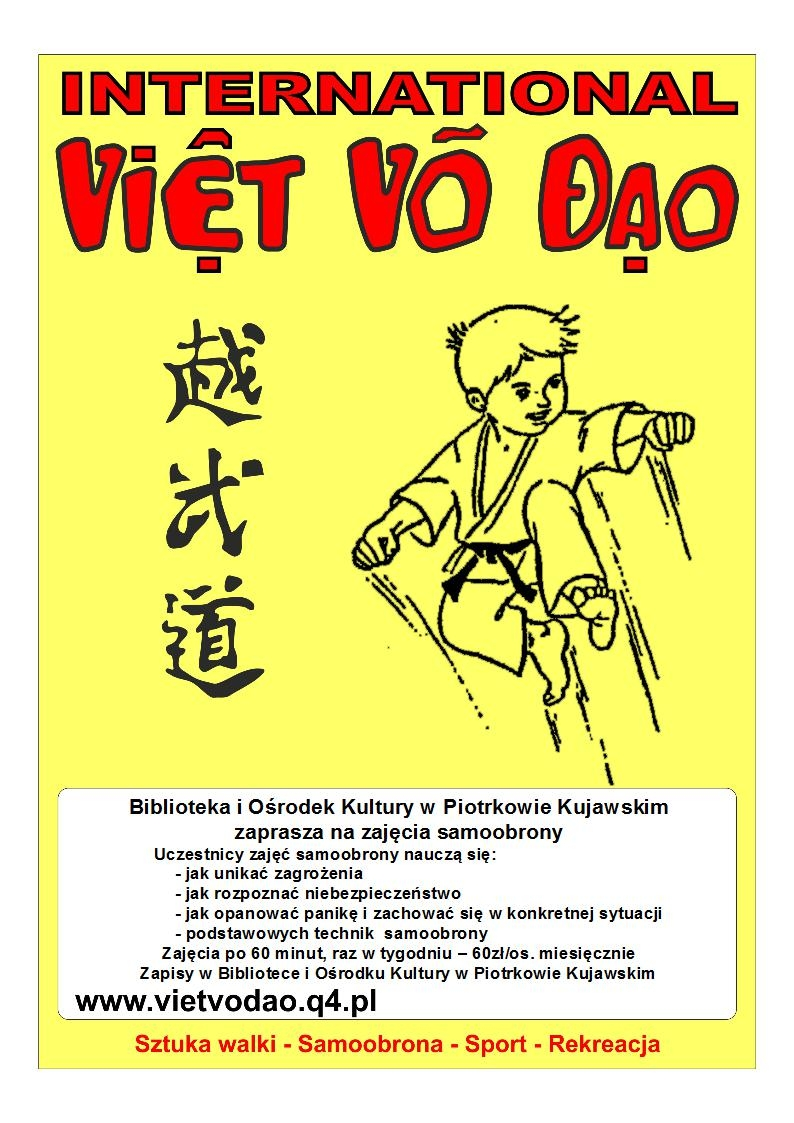 International Viet Vo Dao